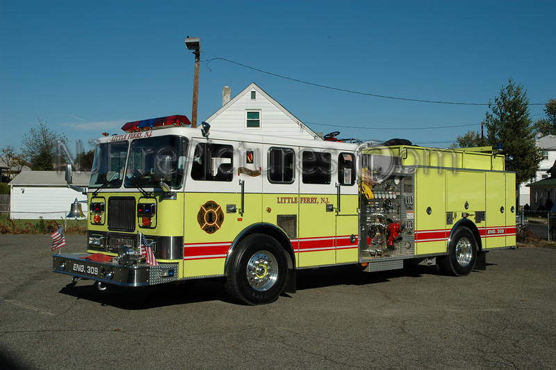 LITTLE FERRY, NJ ENGINE 309
