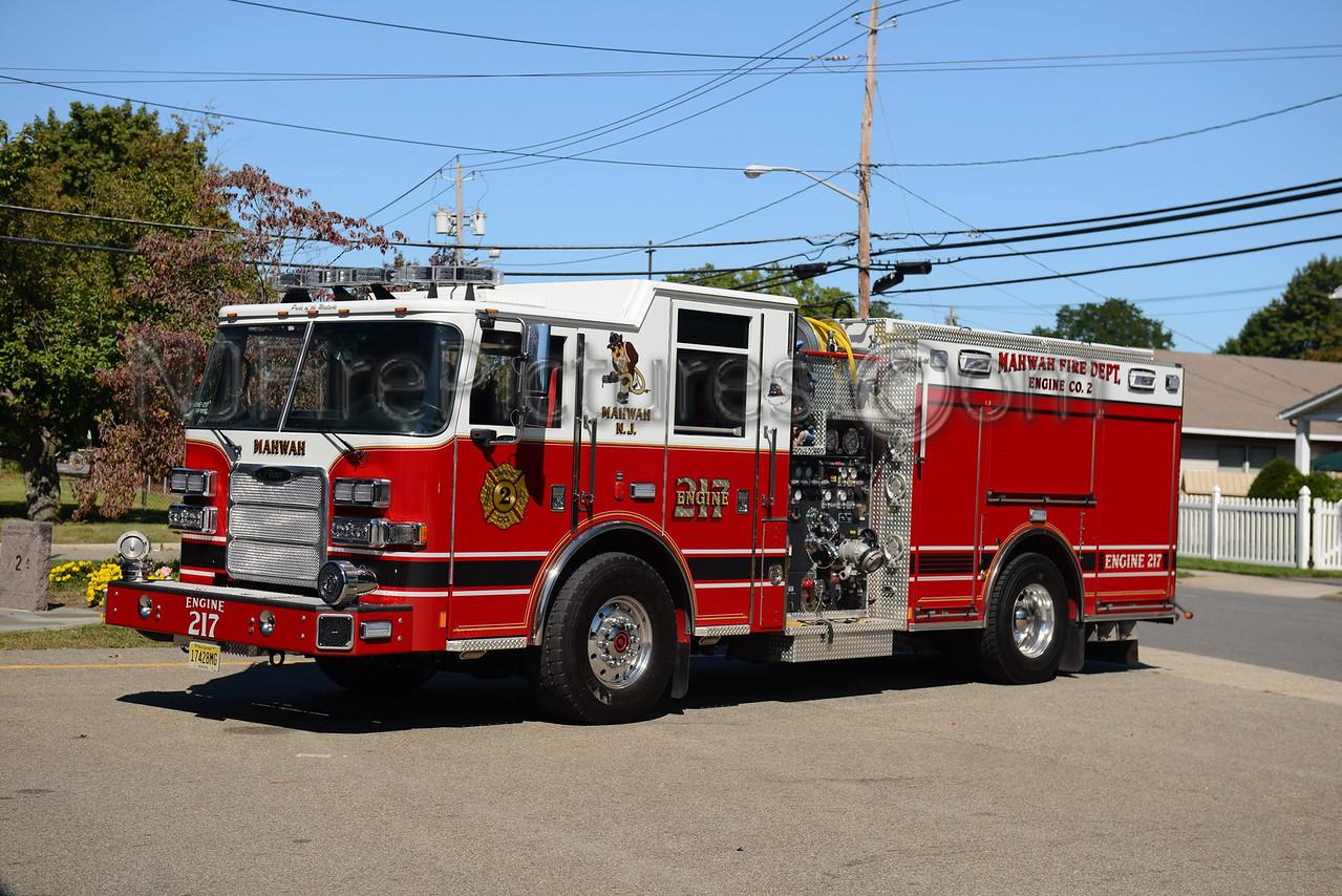 MAHWAH, NJ ENGINE 217