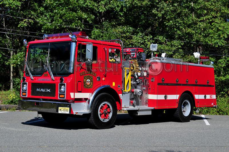 ALPINE, NJ ENGINE 963