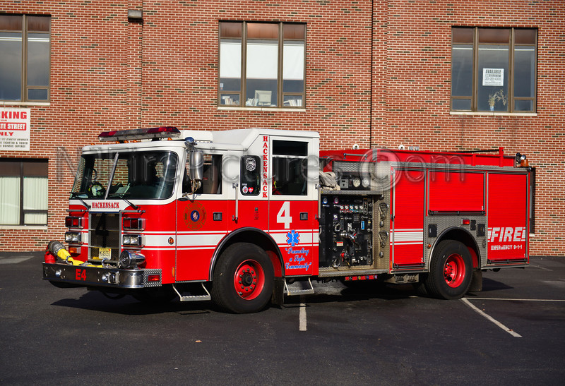 HACKENSACK, NJ ENGINE 4