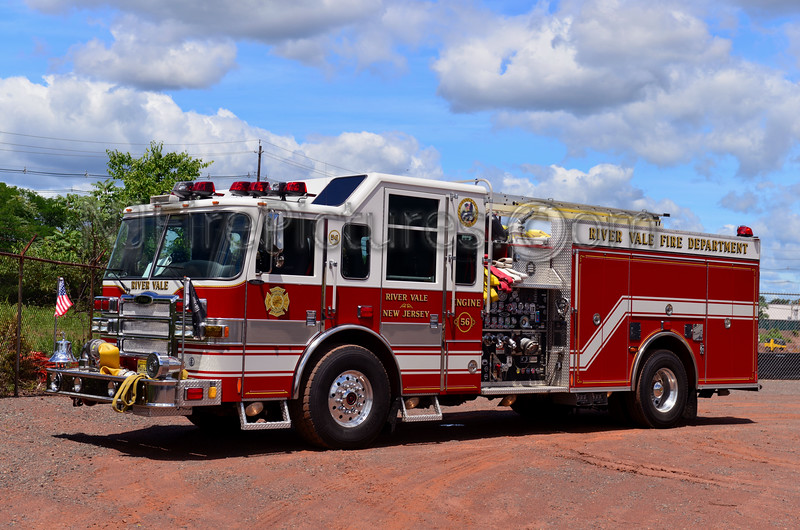 RIVERVALE, NJ ENGINE 56