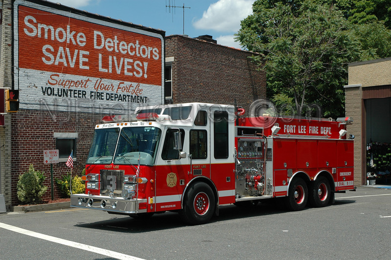 FORT LEE, NJ ENGINE 3