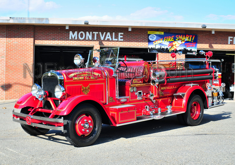 MONTVALE, NJ ENGINE 1