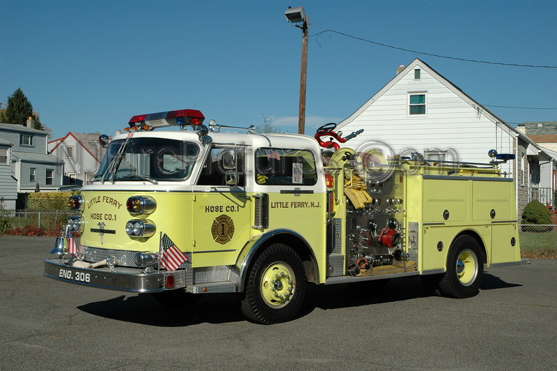 LITTLE FERRY, NJ ENGINE 306