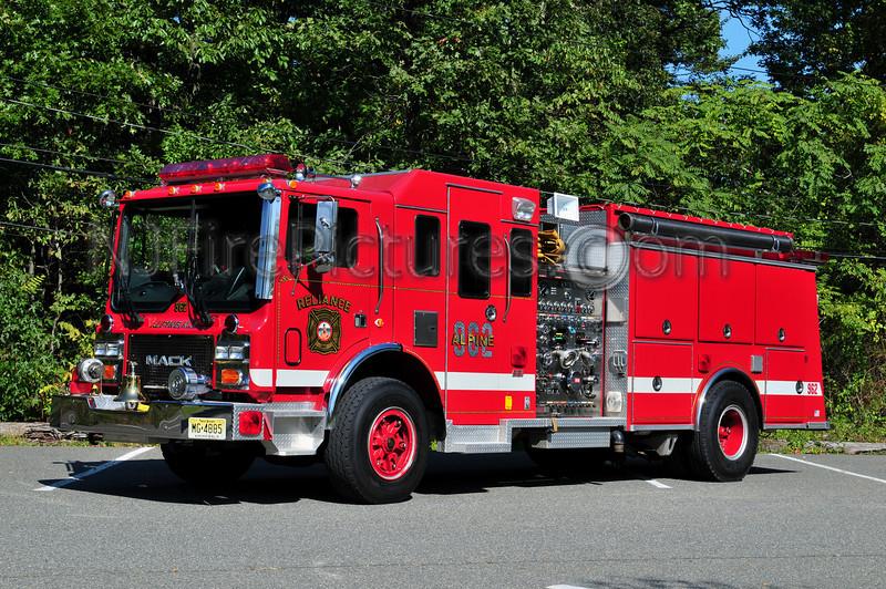 ALPINE, NJ ENGINE 962