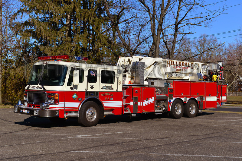 HILLSDALE, NJ TOWER 31