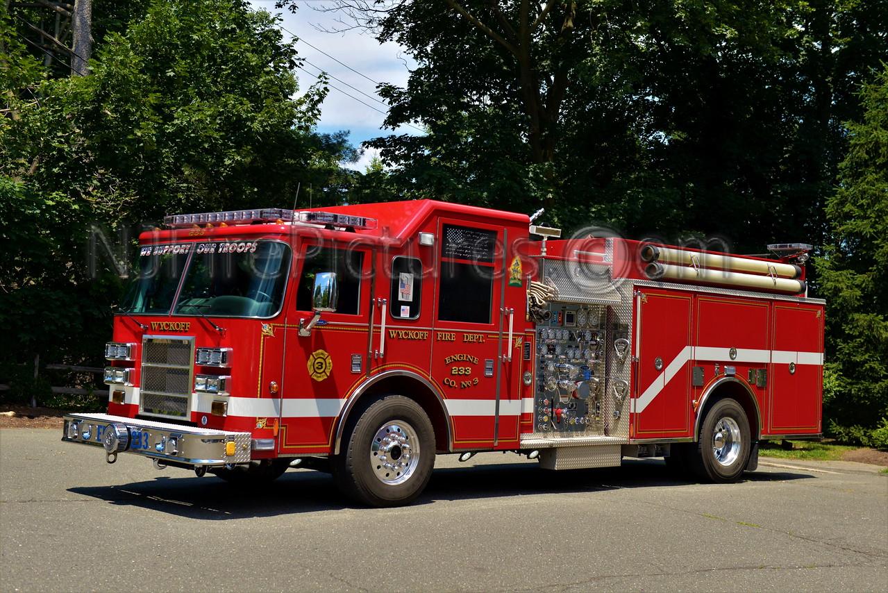 WYCKOFF, NJ ENGINE 233