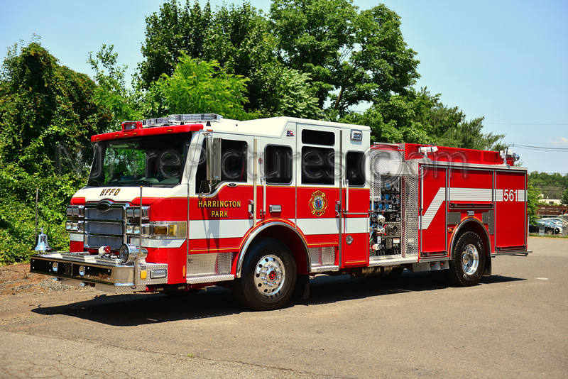 HARRINGTON PARK ENGINE 561