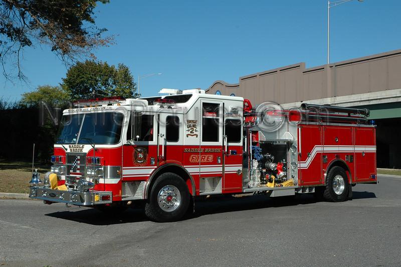SADDLE BROOK, NJ ENGINE 4
