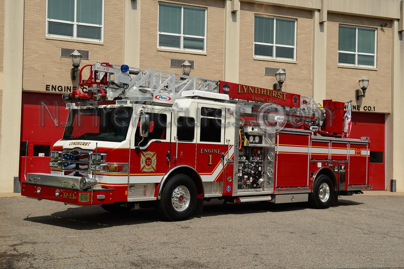 LYNDHURST, NJ ENGINE 1