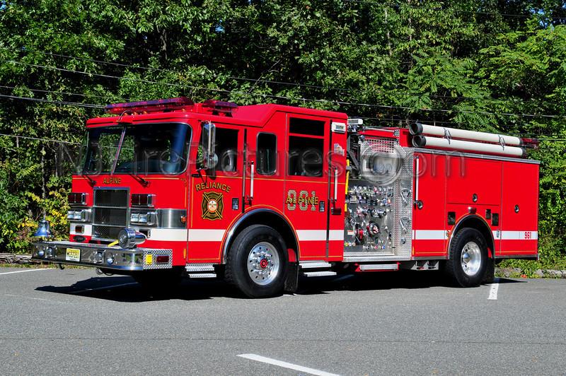 ALPINE, NJ ENGINE 961