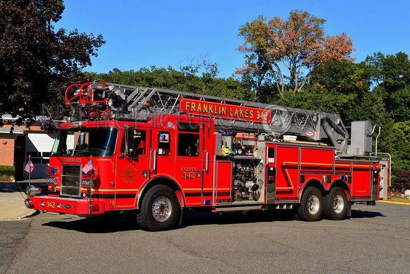 FRANKLIN LAKES, NJ LADDER 342