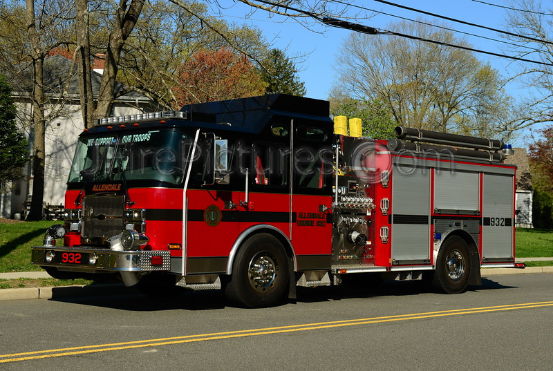 ALLENDALE, NJ ENGINE 932