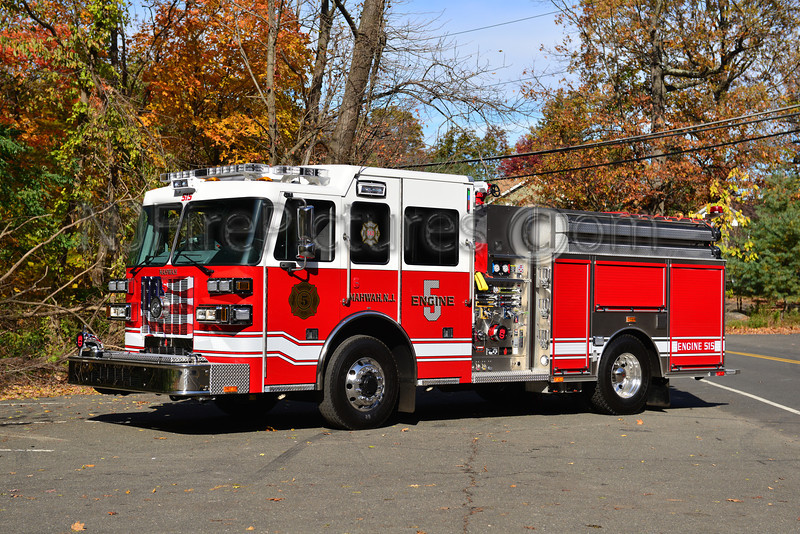 MAHWAH, NJ ENGINE 5