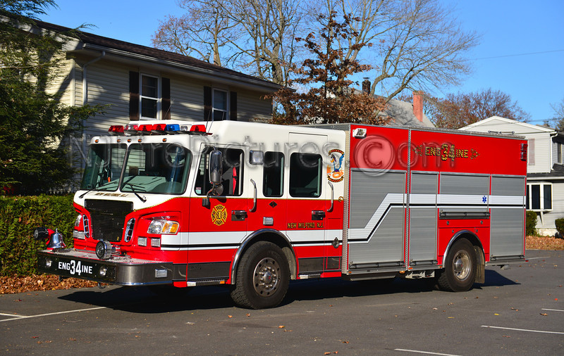 NEW MILFORD, NJ ENGINE 34