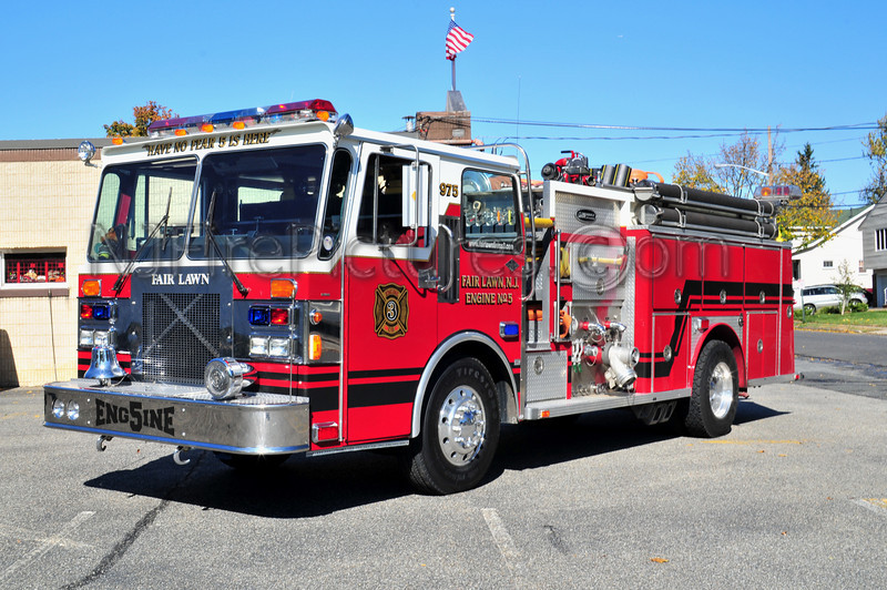FAIRLAWN, NJ ENGINE 975