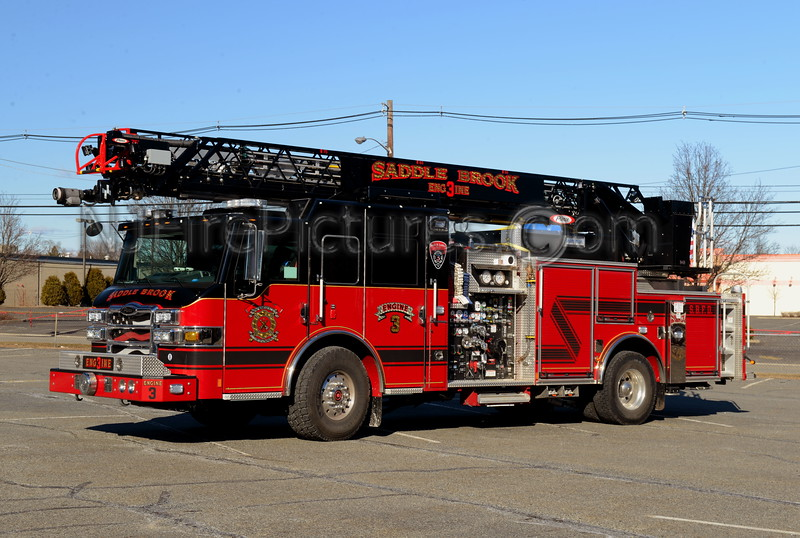 SADDLE BROOK, NJ ENGINE 3