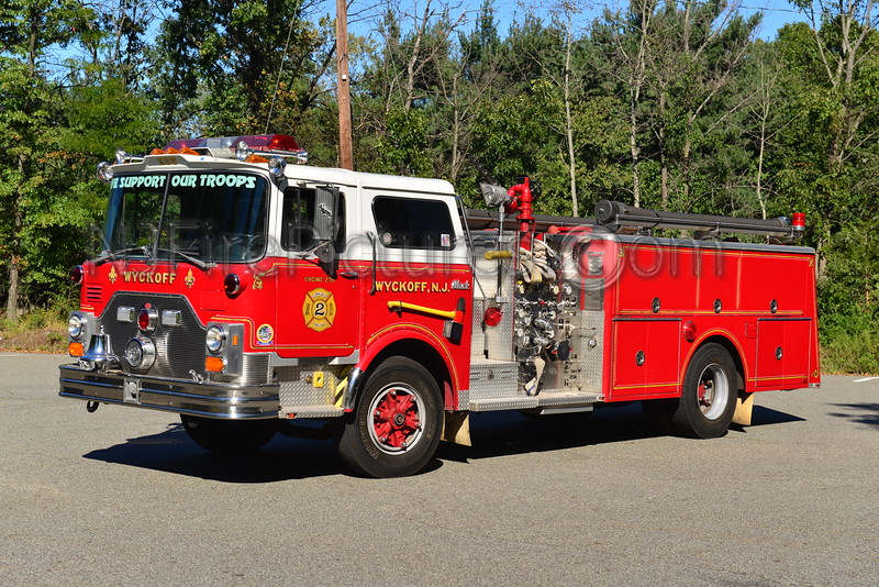 WYCKOFF, NJ ENGINE 235