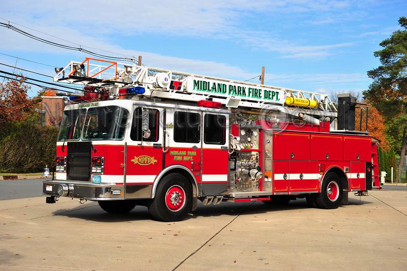 MIDLAND PARK, NJ LADDER 532