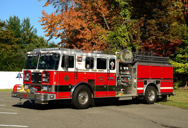 WYCKOFF NJ ENGINE 232