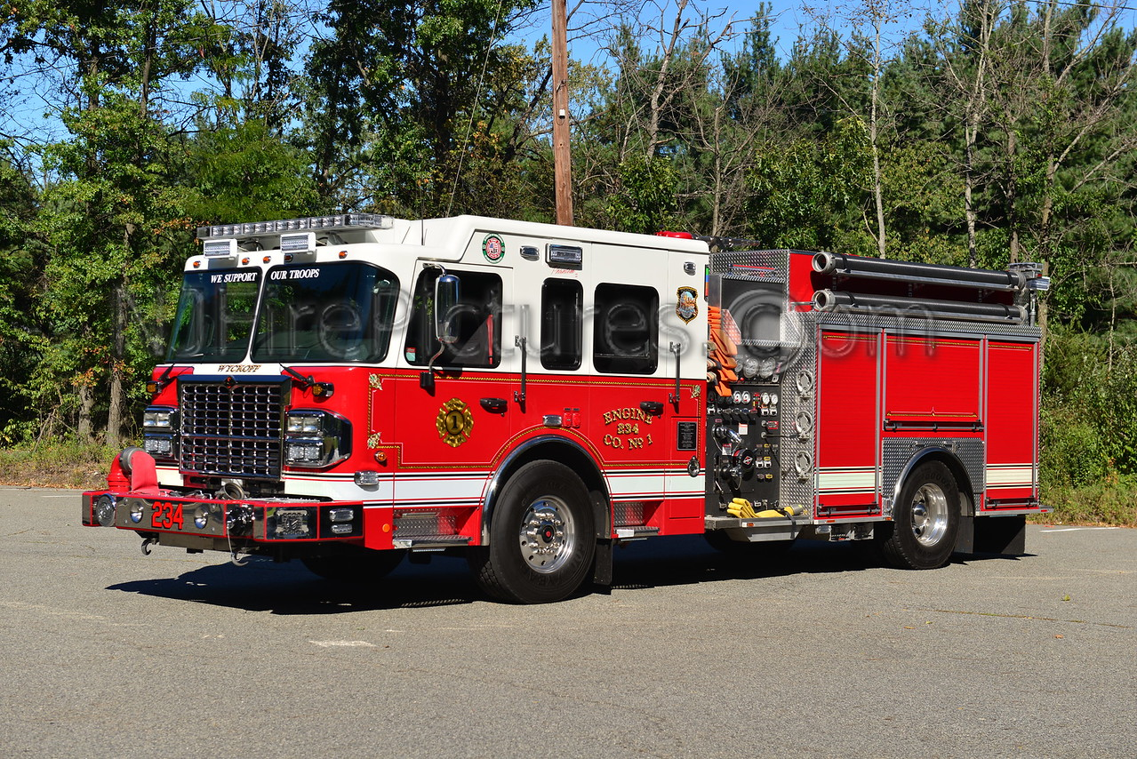 WYCKOFF, NJ ENGINE 234