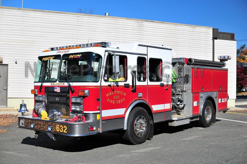 WALDWICK, NJ ENGINE 632