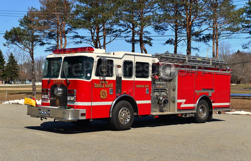 UPPER SADDLE RIVER, NJ ENGINE 1231