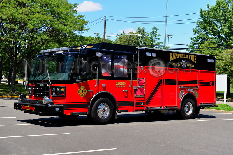 GARFIELD, NJ ENGINE 3