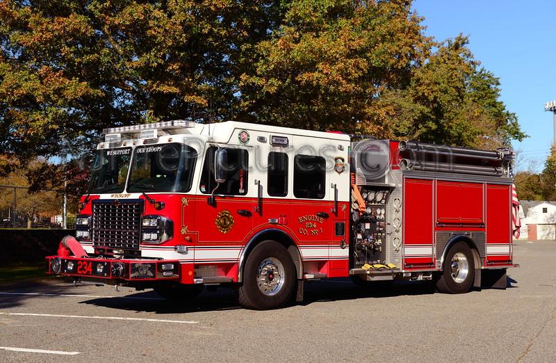 WYCKOFF NJ ENGINE 234
