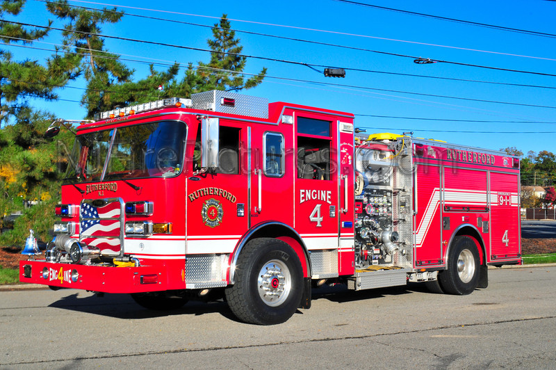 RUTHERFORD, NJ ENGINE 4