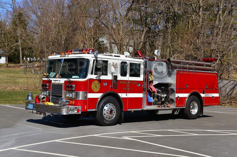 WOODCLIFF LAKE, NJ ENGINE 71