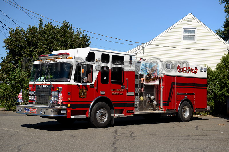 FAIR LAWN, NJ  ENGINE 3
