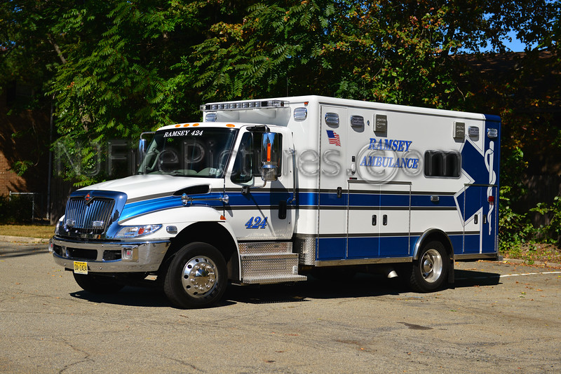 RAMSEY, NJ AMBULANCE 424