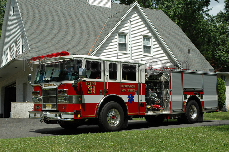 RIDGEWOOD, NJ ENGINE 31
