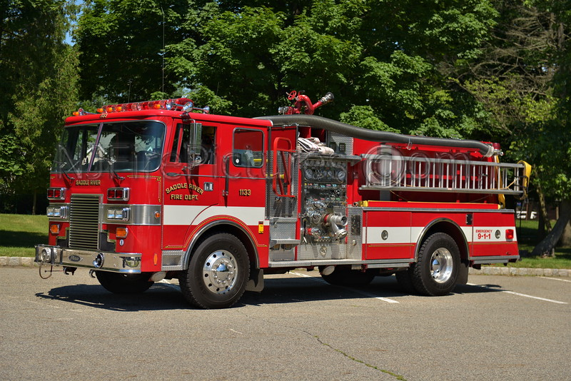 SADDLE RIVER, NJ ENGINE 1133
