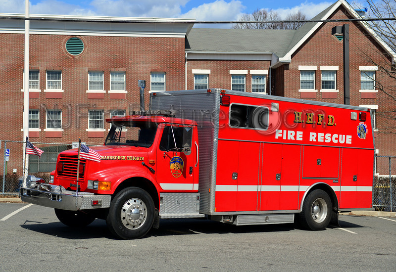 HASBROUCK HEIGHTS, NJ RESCUE 614