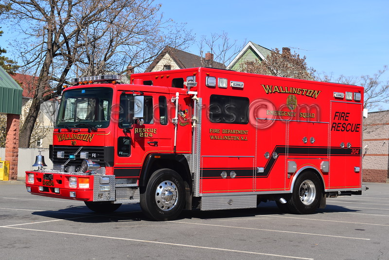 WALLINGTON, NJ RESCUE 204