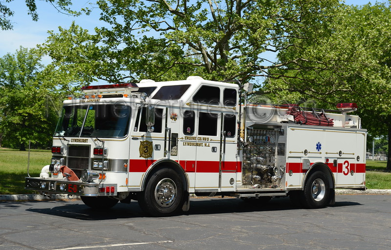 LYNDHURST, NJ ENGINE 3
