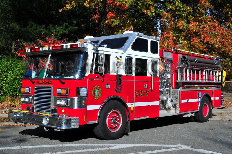 ALLENDALE, NJ ENGINE 935