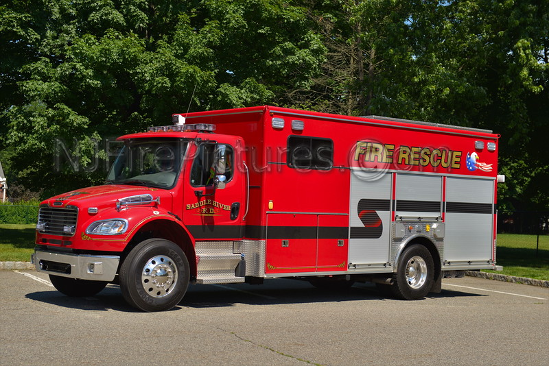 SADDLE RIVER, NJ RESCUE 1142