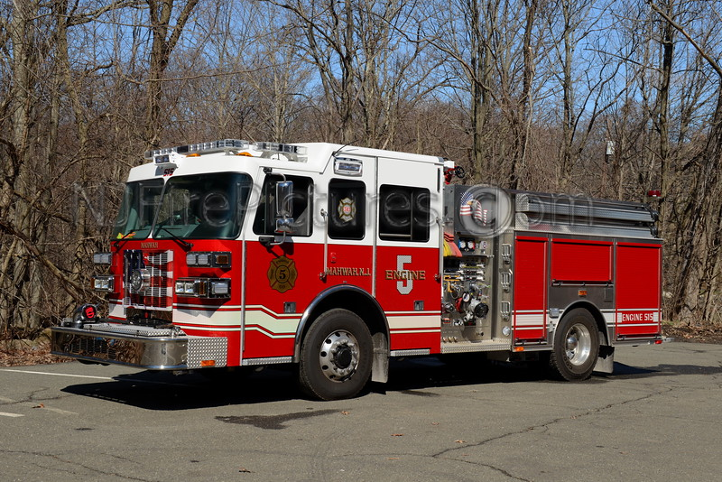 MAHWAH, NJ ENGINE 515