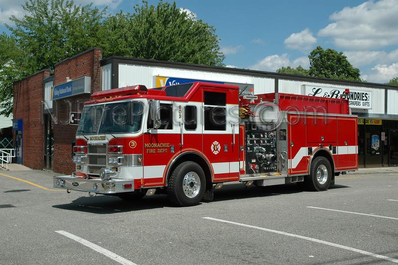 Moonachie - Engine 803 - 2003 Pierce Dash 1750/1000