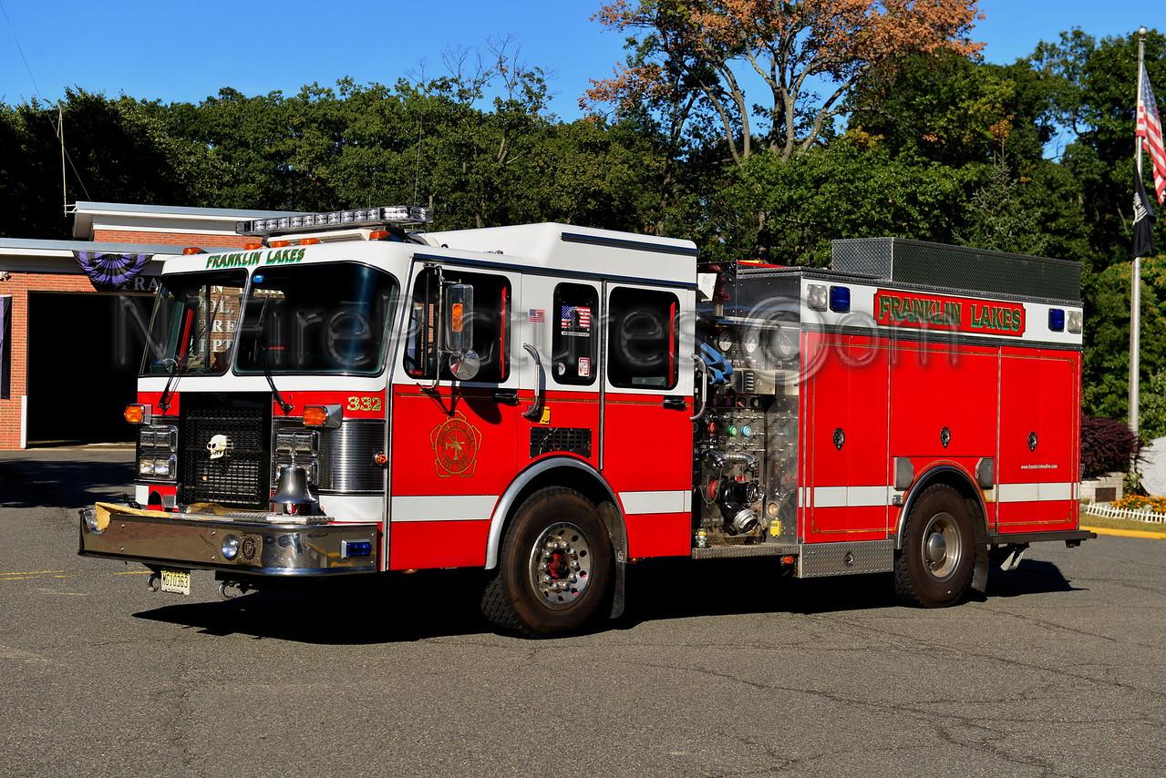 FRANKLIN LAKES, NJ ENGINE 332