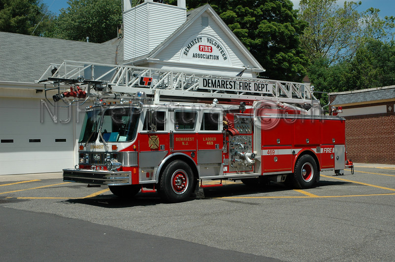 DEAMREST, NJ LADDER 469