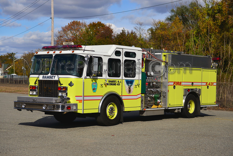 RAMSEY, NJ ENGINE 431