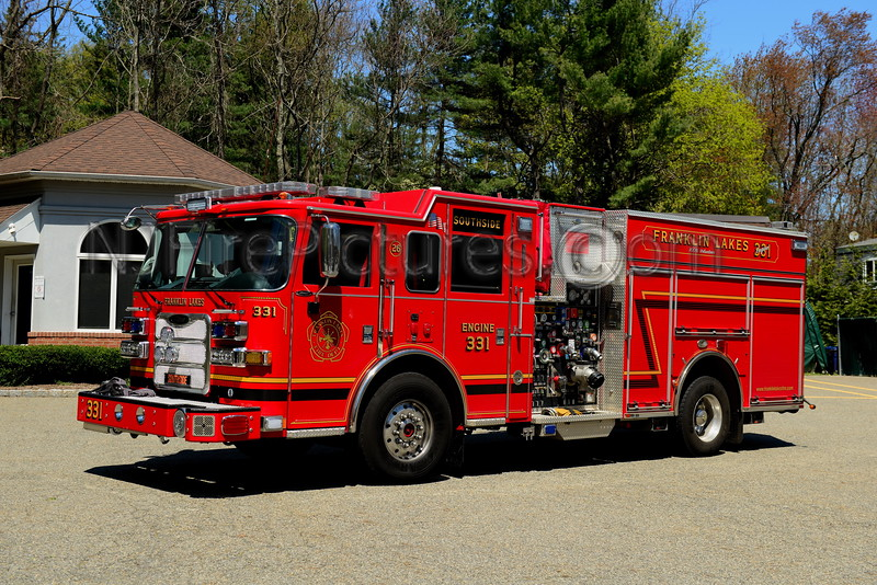 FRANKLIN LAKES, NJ ENGINE 331
