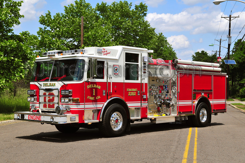 DELRAN ENGINE 2312 - 2010 PIERCE ARROW XT 2000/1000/30A