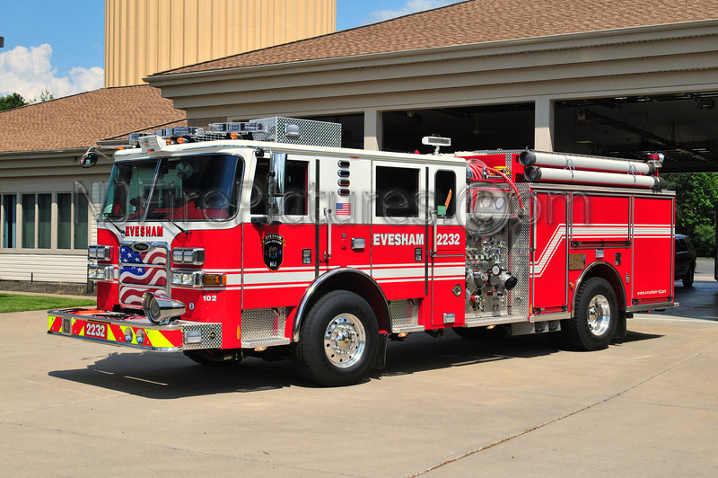EVESHAM ENGINE 2232 - 2010 PIERCE ARROW XT 1500/750