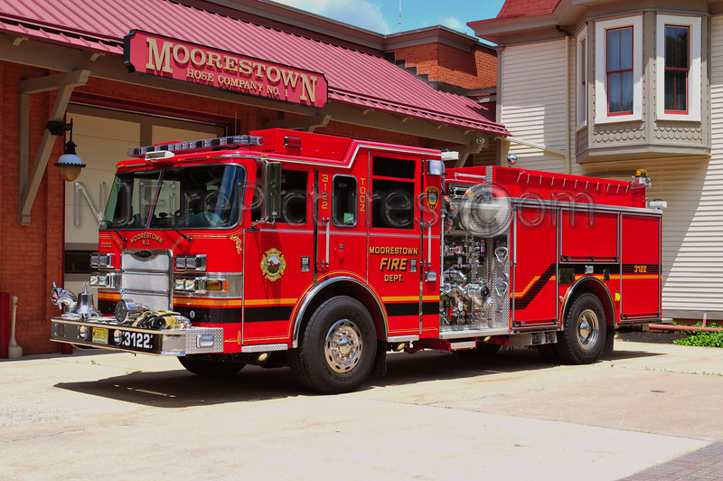 MOORESTOWN ENGINE 3122 - 2010 PIERCE ARROW XT 1750/1000