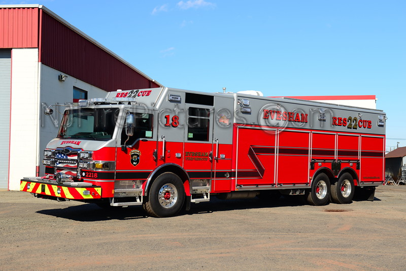 EVESHAM, NJ RESCUE 2218